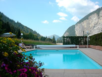Hotel with pool Morzine Avoriaz